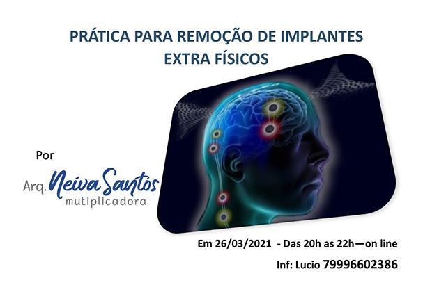 Ativação de retirada de implantes