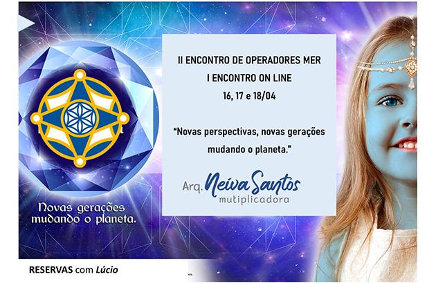 II ENCONTRO DE OPERADORES DE MESA DE ESTAÇÃO RADIÔNICA - I ENCONTRO ON LINE