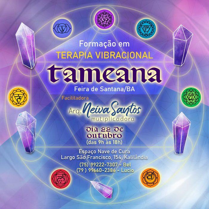 Terapia vibracional tameana